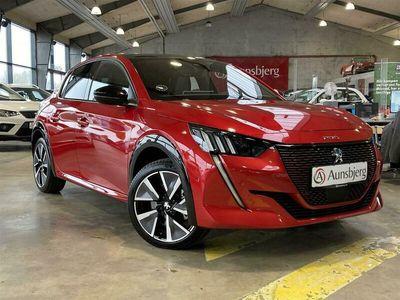brugt Peugeot e-208 EL GT 136HK 5d Aut.