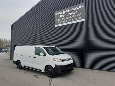 brugt Citroën Jumpy L2N2 2,0 Blue HDi EAT6 start/stop 180HK Van 6g Aut. 2017