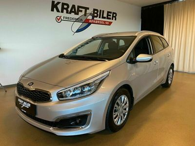 brugt Kia cee'd 1,0 T-GDi Style Limited SW
