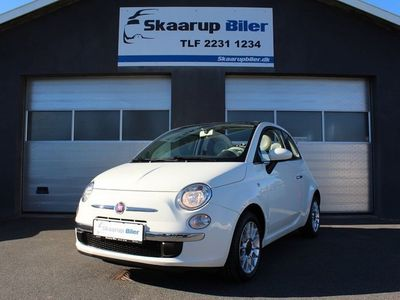 second-hand Fiat 500C 1,2 Lounge