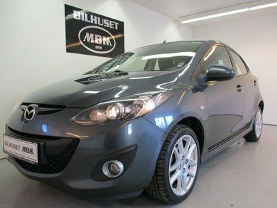 brugt Mazda 2 1,6 DE 95 Premium