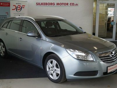 used Opel Insignia 2,0 CDTi 130 Edition ST eco