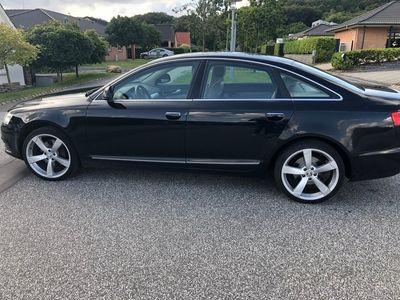 brugt Audi A6 LIMOUSINE 2,0 TDI AUT.
