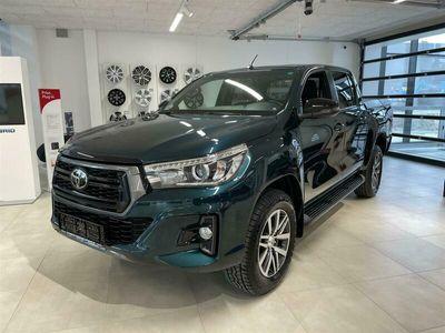 brugt Toyota HiLux