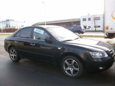 usata Hyundai Sonata 2,0 CRDi GLS
