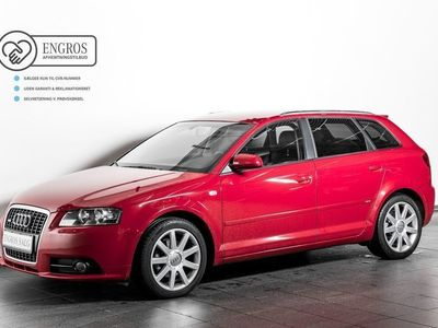 brugt Audi A3 Sportback 1,8 TFSi Ambiente DSG