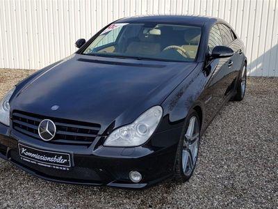 brugt Mercedes CLS55 AMG AMG 5,5 476HK 7g Aut.