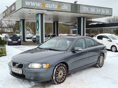 brugt Volvo S60 2,4 170HK Aut.