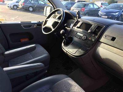 brugt VW Multivan 2,5 TDI Highline 174HK 6g