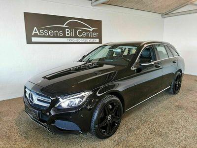 brugt Mercedes C250 2,0 Avantgarde stc. aut.