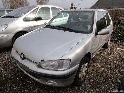 brugt Peugeot 106 1,6 D Zen 58HK 3d