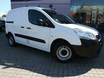 brugt Peugeot Partner L1 1,6 BlueHDi Flexvan 100HK Van