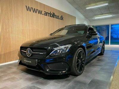 brugt Mercedes C43 AMG AMG Coupé aut. 4-M