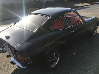 brugt Opel GT 1,9