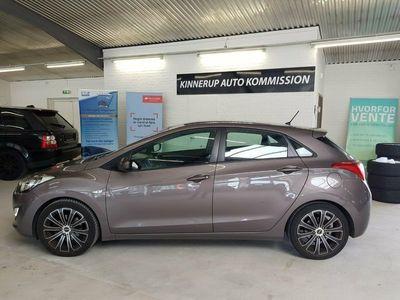brugt Hyundai i30 1,6 GDi Comfort Eco