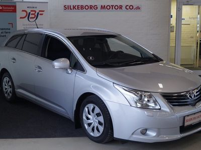 second-hand Toyota Avensis 2,0 D-4D T2 stc.