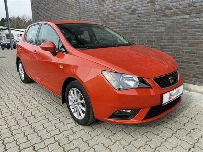 brugt Seat Ibiza 1,0 TSI Style Start/Stop 110HK 5d 6g