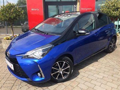 usata Toyota Yaris 1,5 VVT-I T3 Designpakke 111HK 5d 6g