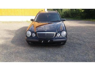 brugt Mercedes E220 2 CDI