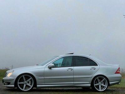 brugt Mercedes C32 AMG 3,2 AMG aut.