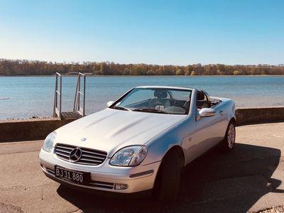 używany Mercedes SLK230 Cabriolet