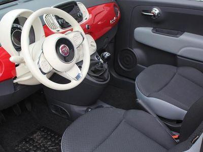 brugt Fiat 500C 1,2 Pop 69HK Cabr.