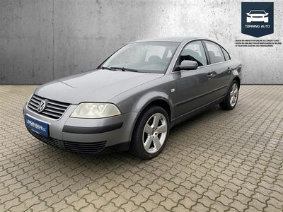 brugt VW Passat 1,9 TDI Comfortline 100HK - Personbil - grå