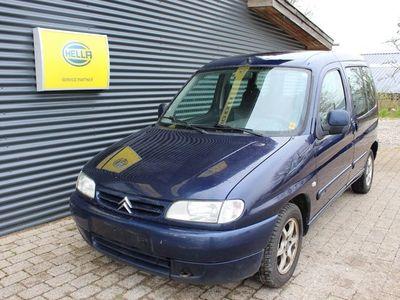 brugt Citroën Berlingo 1,6i 16V SX