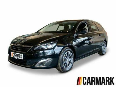 brugt Peugeot 308 1,6 BlueHDi 120 Envy Sky SW