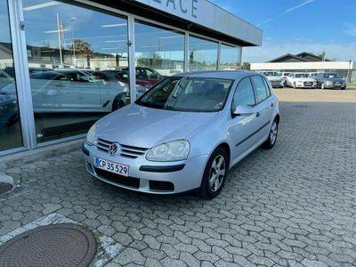 brugt VW Golf V 1,6 FSi Comfortline aut.
