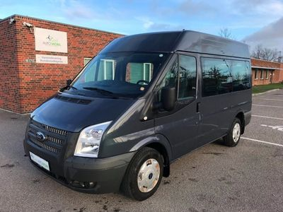 brugt Ford Transit 300S Kombi 2,2 TDCi 100 FWD