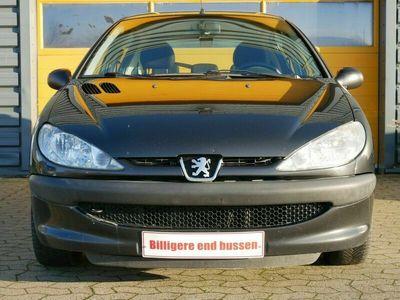 brugt Peugeot 206 1,4 HDi Performance