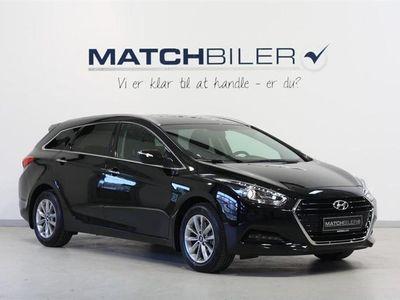 usata Hyundai i40 1,7 CRDi Trend ISG 141HK Stc 6g