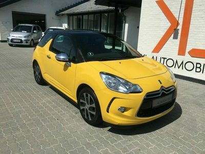 brugt Citroën DS3 1,6 e-HDi 90 Style