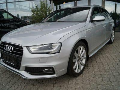 usado Audi A4 2,0 TDi 177 Avant quattro S-tr.