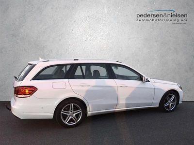 brugt Mercedes E200 2,0 184HK Stc 7g Aut.