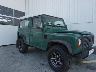 "brugt Land Rover Defender 90"" Hard Top 2,5 TD5 4x4 122HK Van"