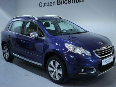 begagnad Peugeot 2008 1,2 VTi 82 Allure