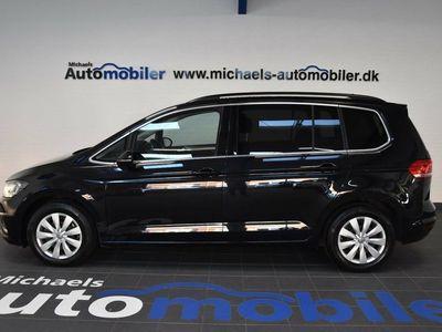 begagnad VW Touran 1,4 TSi 150 Comfortline DSG BMT 7p