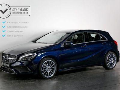 usata Mercedes A180 d 1,5 Edition aut.