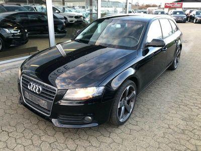 brugt Audi A4 1,8 TFSi 120 Avant Multitr.