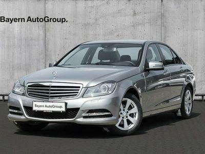 usado Mercedes C200 2,2 CDi aut. BE
