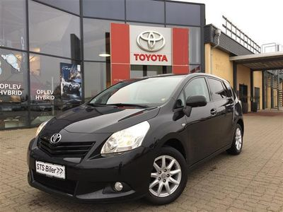 brugt Toyota Verso 1,8 VVT-I T2 Touch 147HK 6g