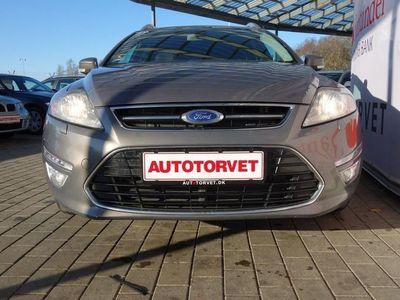 brugt Ford Mondeo 2,0 D Titanium Plus 2,0 TDCI Aut. 140HK Stc
