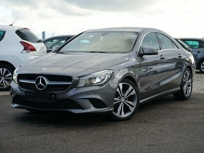 second-hand Mercedes CLA220 2,2 CDi aut.