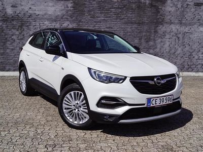 brugt Opel Grandland X 1,2 Direct Injection Turbo INNOVATION Start/Stop 130HK 5d 6g