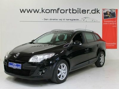 brugt Renault Mégane III 1,5 dCi 90 Expression ST