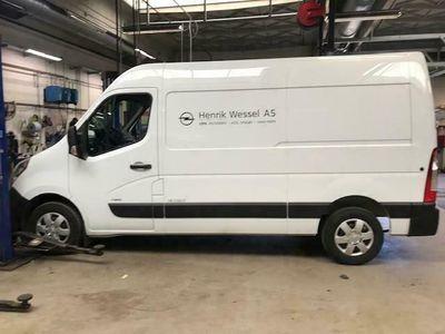 brugt Opel Movano L2H2 2,3 CDTI Enjoy 150HK Van 6g B
