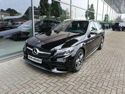 used Mercedes C200 1,5 AMG Line stc. aut.