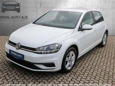 brugt VW Golf 1,4 TSI BMT Trendline 125HK 5d 6g - Personbil - hvid